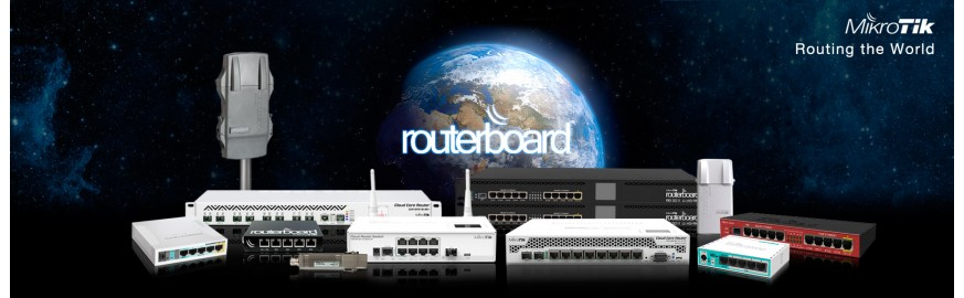 MIKROTIK ROUTER & SWITCH
